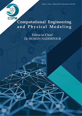 Journal of Computational Engineering and Physical Modeling